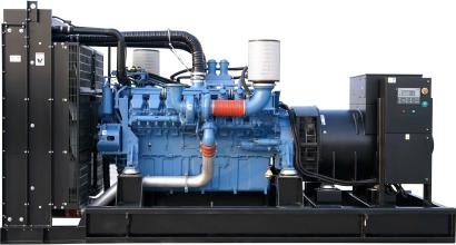MTU POWER GENERATOR